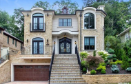 $3.6 Million Newly Built Brick Home In Little Neck, NY