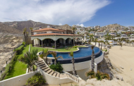 Villa Celeste – An Oceanfront Mansion In Cabo San Lucas, Mexico
