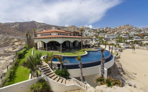 Villa Celeste – An Oceanfront Mansion In Cabo San Lucas, Mexico