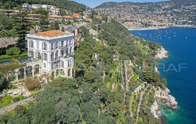 Luxurious Waterfront Estate In Saint-Jean-Cap-Ferrat, France
