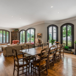 Family Room & Informal Dining Room