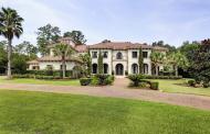 $4.499 Million Mediterranean Mansion In The Woodlands, TX
