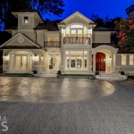 2 9 Million Mansion In Atlanta Ga With 2 Story Indoor Swimming Pool Homes Of The Rich The