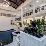 2-story Indoor Swimming Pool