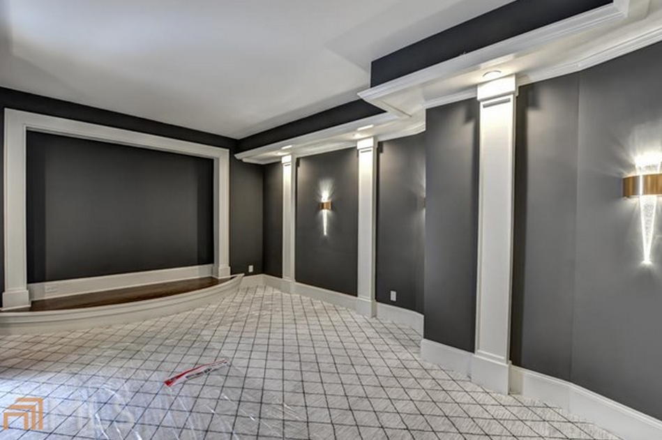 2 9 Million Mansion In Atlanta Ga With 2 Story Indoor