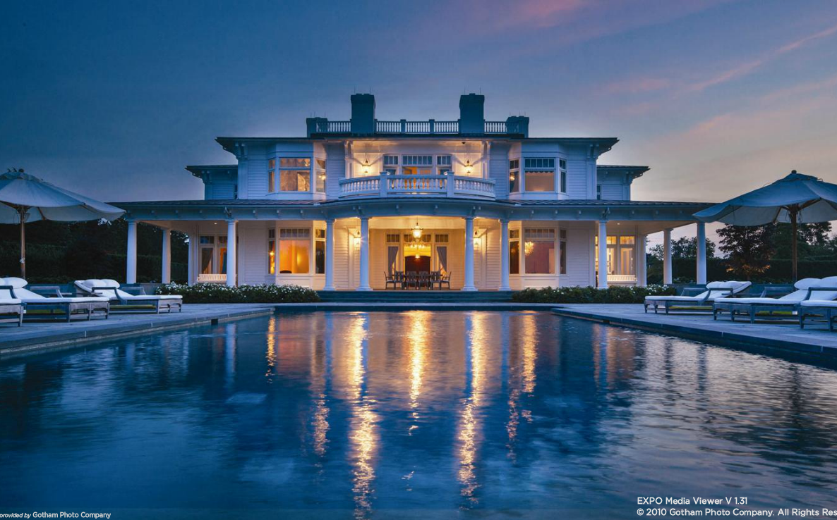 39 Million 20 000 Square Foot Waterfront Mansion In Water