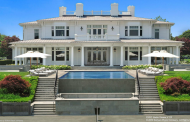 $39 Million 20,000 Square Foot Waterfront Mansion In Water Mill, NY