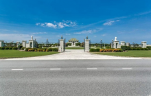 115 Acre Gated Estate In Lumberton, NC