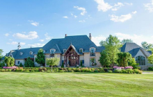 $3.15 Million 12,000 Square Foot Mansion In Akron, OH