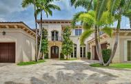 $7.95 Million Mediterranean Waterfront Mansion In Boca Raton, FL