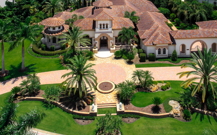 $5.2 Million Mediterranean Home In Naples, FL