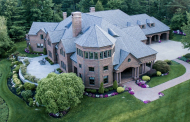 $5 Million 12,000 Square Foot Brick Mansion In Northborough, MA