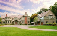 $3.9 Million Shingle Style Mansion In Weston, MA