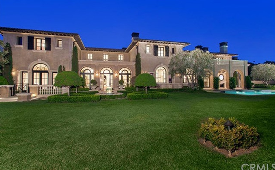 Heather Amp Terry Dubrow S Former Newport Coast Mansion Re Listed Homes Of The Rich