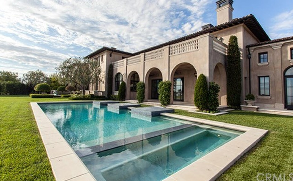 Heather Terry Dubrow S Former Newport Coast Mansion Re