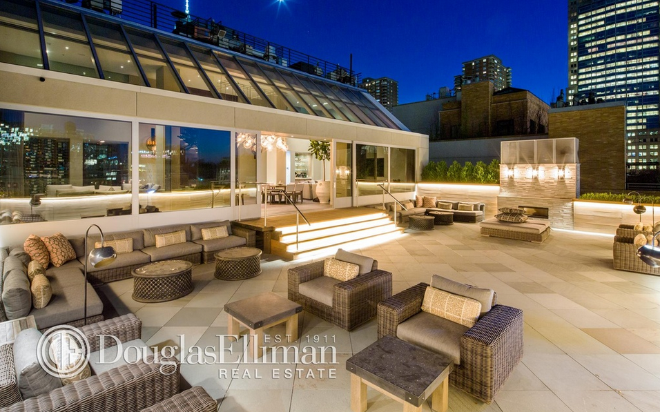 $33.5 Million Penthouse In New York, NY