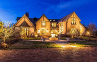 $4.495 Million English Tudor Style Brick Mansion In Greenwood Village, CO
