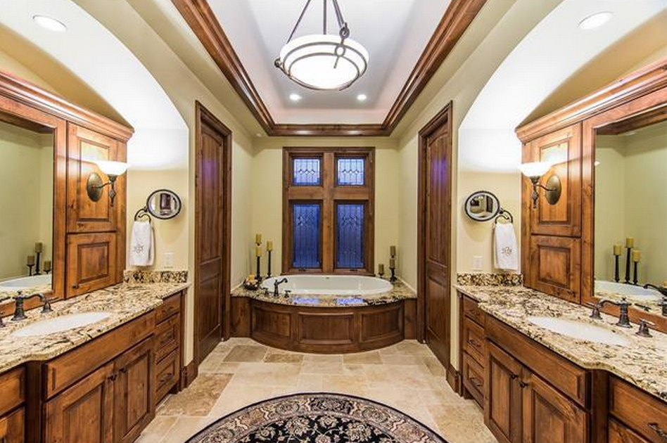 Tudor style bathroom bathroom design ideas for Bathroom remodel greenwood in