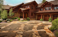 The Tunken – A $13 Million Custom Pioneer Log Home in Hamilton, MT