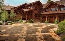 The Tunken – A $13 Million Custom Pioneer Log Home in Hamilton, MT