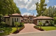 $6.5 Million Mediterranean Waterfront Home In Austin, TX
