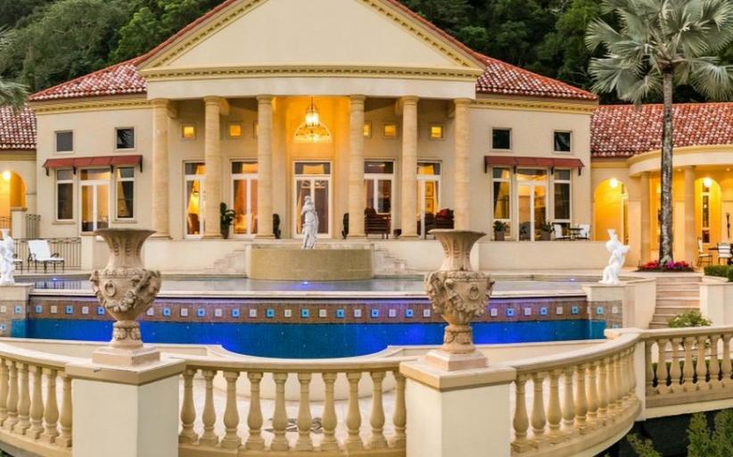 15,000 Square Foot Mediterranean Mansion In Queensland, Australia