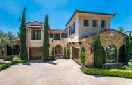 $3.98 Million Stone & Stucco Home In Arcadia, CA