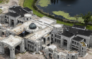 Update On An 85,000 Square Foot SUPER MANSION Under Construction In  Greater Carrollwood, FL