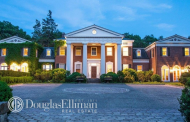 $36 Million Greek Revival Style Brick Mansion On 64 Acres In Bedford Corners, NY