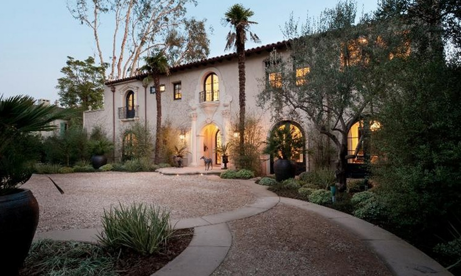 6 9 Million Mediterranean Home In Pasadena Ca Homes Of
