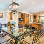 Gourmet Kitchen & Breakfast Room