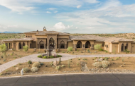 $3.895 Million Newly Built European Inspired Mansion In Scottsdale, AZ