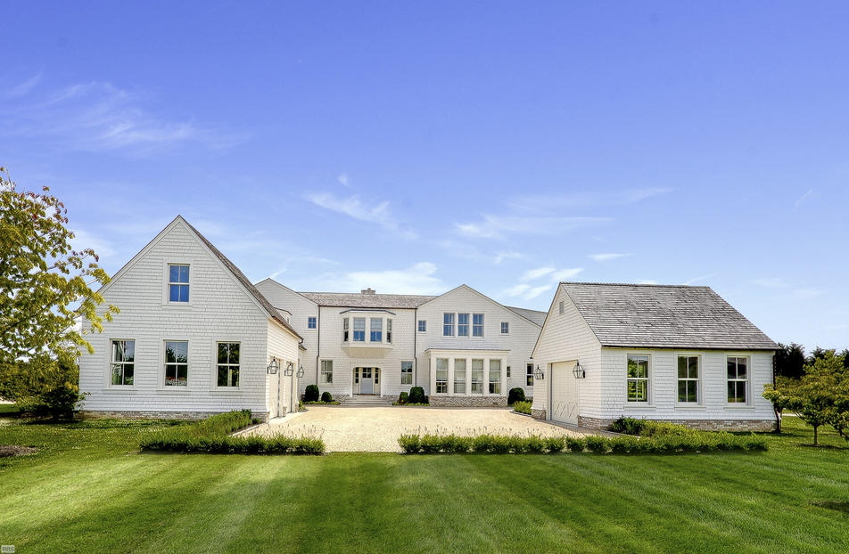 $20.995 Million Newly Built Mansion In Water Mill, NY