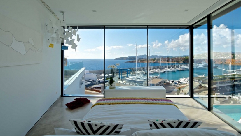 modern waterfront home luxury 119 million modern waterfront home in spain homes of the rich