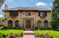 $2.1 Million Mediterranean Style Home In Denver, CO