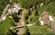 $50 Million Newly Built Riverside Estate In Aspen, CO