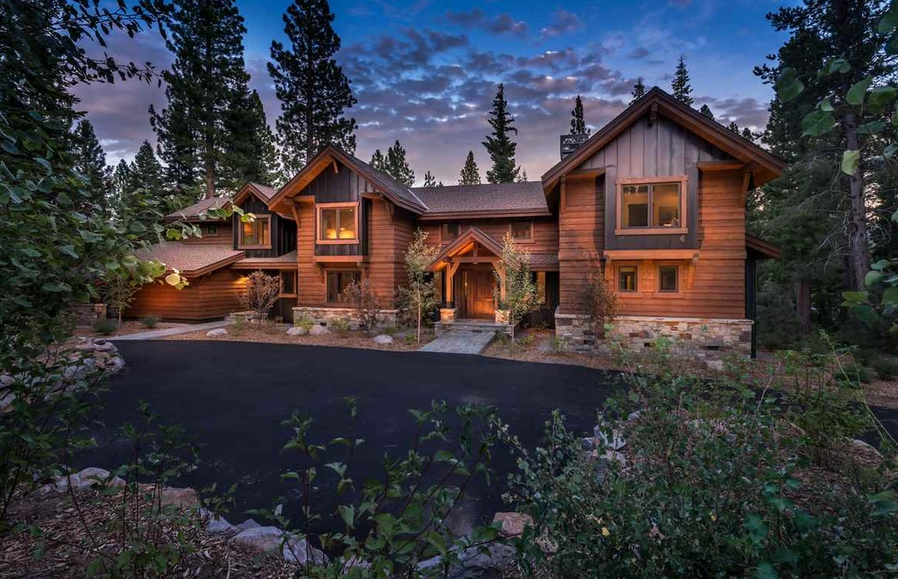 $4.995 Million Newly Built Home In Truckee, CA