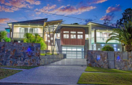 10,000 Square Foot Contemporary Mansion In Queensland, AU