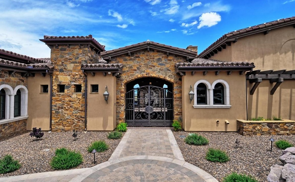 $12.45 Million Newly Built Mansion In Prescott, AZ