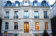 16,000 Square Foot Historic Mansion In Paris, France
