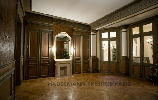 16 000 Square Foot Historic Mansion In Paris France