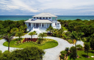 $8.9 Million Newly Built Oceanfront Home In Vero Beach, FL