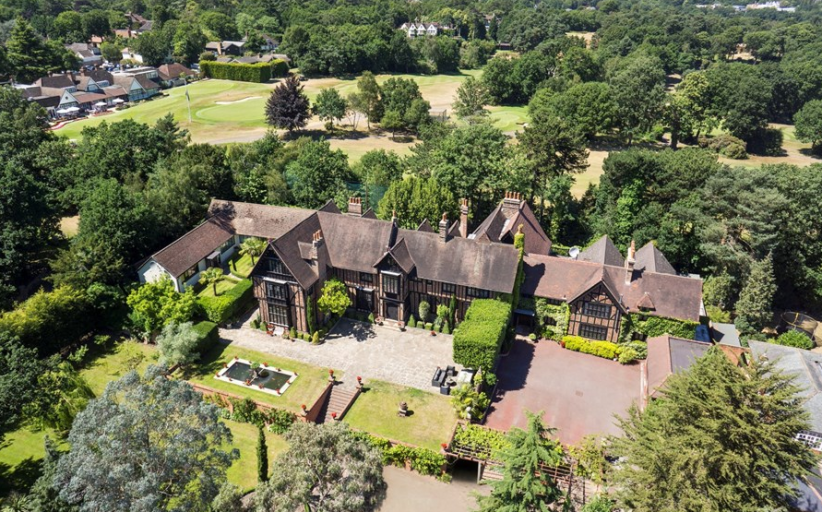 Cedar Court – A Historic Mansion In Kingston Upon Thames, England