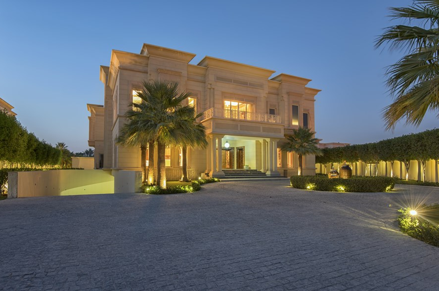50 Million 24 000 Square Foot Mega Mansion In Dubai Uae