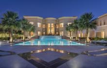 $50 Million 24,000 Square Foot Mega Mansion In Dubai, UAE