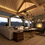 Great Room Rendering