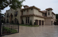 $5.95 Million Newly Built Brick Mansion In Dallas, TX
