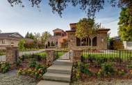 $4.378 Million Newly Built Tuscan Inspired Home In Arcadia, CA