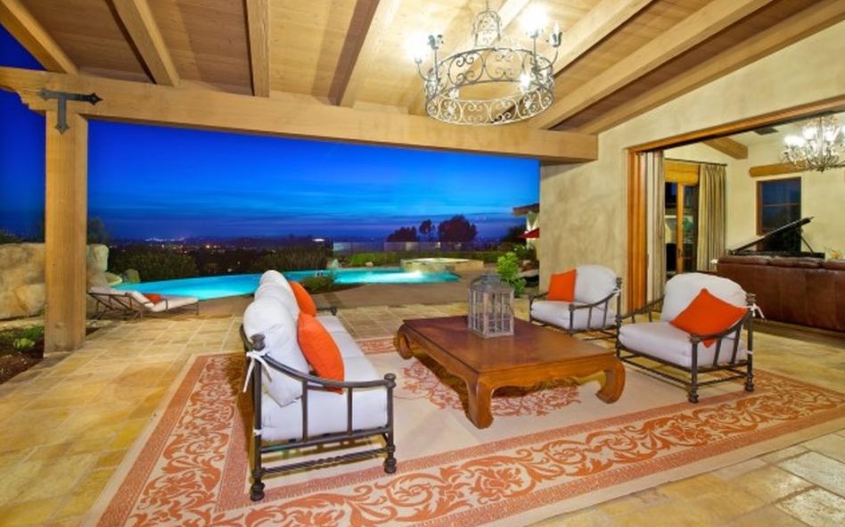 4 375 Million Italian Inspired Home In San Diego Ca