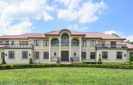 $3 Million European Inspired Mansion In Morganville, NJ
